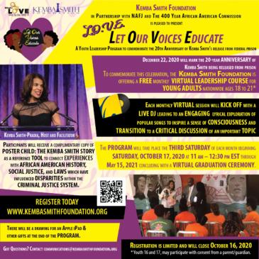 L.O.V.E. Let Our Voices Educate